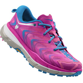 Hoka One One W's Speedgoat Shoes Neon Fuchsia/Blue Jewel